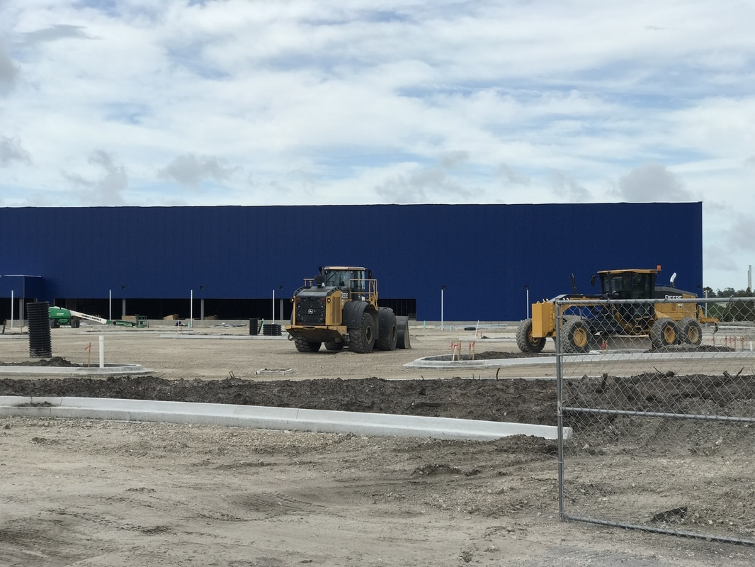 ikea jacksonville construction